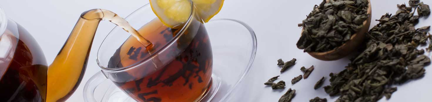 Une sélection unique de thés vous attends au restaurant l'epicerie gourmande.