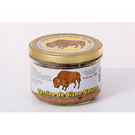 terrine-de-bison-nature