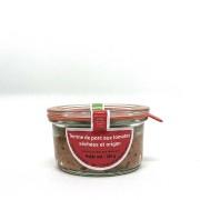 terrine porc tomates et origan